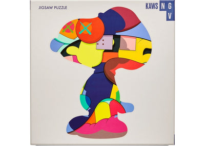 Authentic KAWS No One's Home Puzzle - Sneak Foot Co