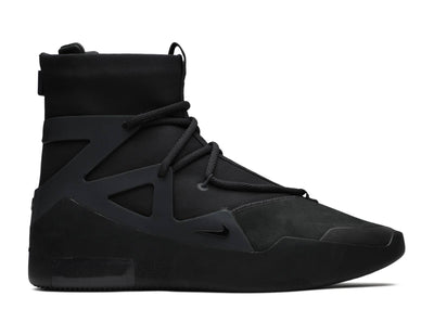 Authentic Air Fear Of God 1 Triple Black - Sneak Foot Co