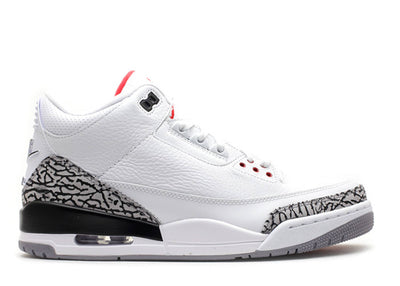 Authentic Jordan 3 Retro Cement 88' (2013) - Sneak Foot Co