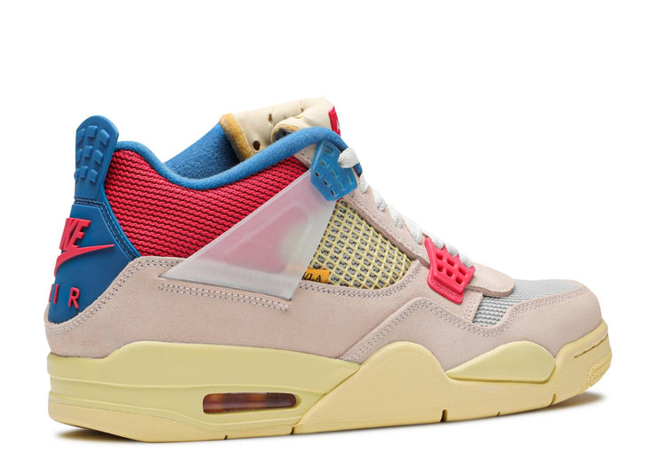 Authentic Jordan 4 Retro Union LA Guava Ice