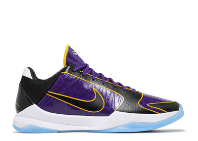 Authentic Kobe 5 Proto Lakers