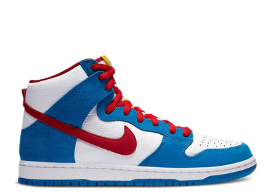 Authentic Dunk High SB Doraemon