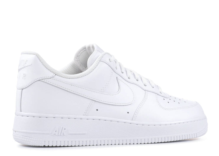 Authentic Air Force 1 Low White 07