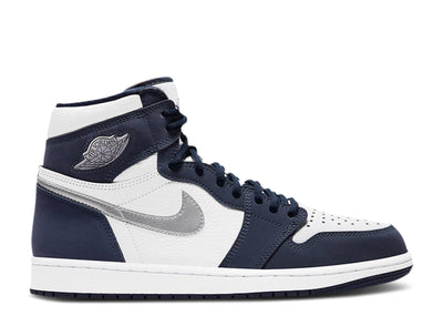Authentic Jordan 1 Retro COJP Midnight Navy 2020