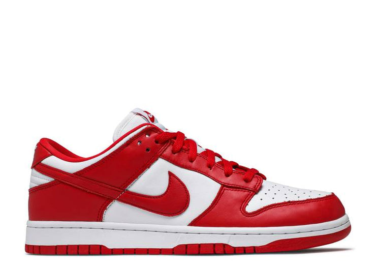 Authentic Dunk Low SP Retro University Red