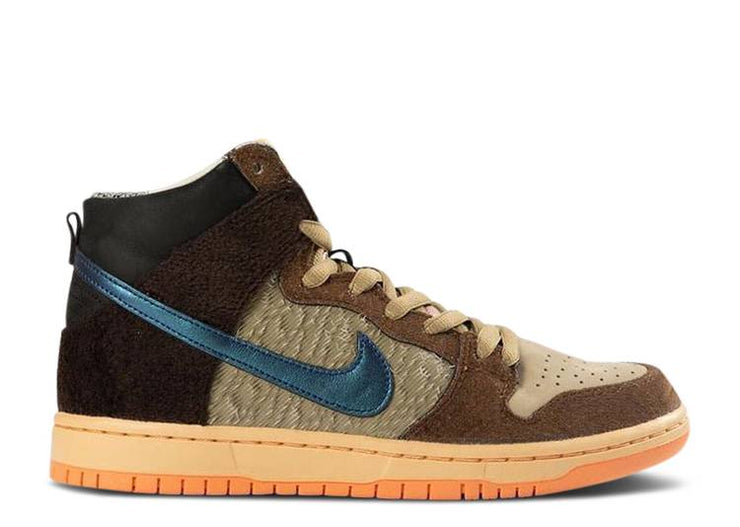 Authentic Dunk High X Concepts TURDUNKEN SB