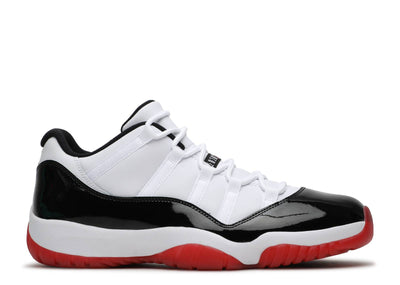 Authentic Jordan 11 Retro Low Concord Bred