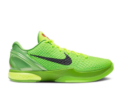 Authentic Kobe 6 Proto Grinch