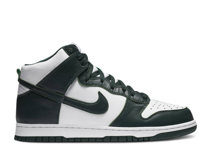 Authentic Dunk High Spartan Green