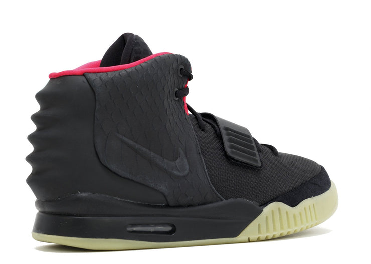 Authentic Air Yeezy 2 Solar Red - Sneak Foot Co