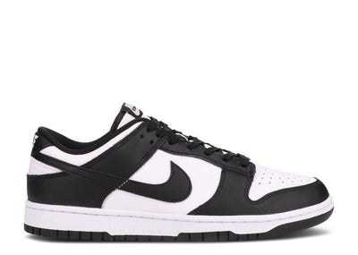 Authentic Dunk Low Retro White & Black