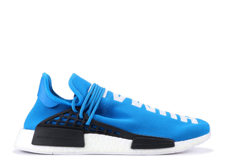 Authentic PW Human Race NMD Blue - Sneak Foot Co