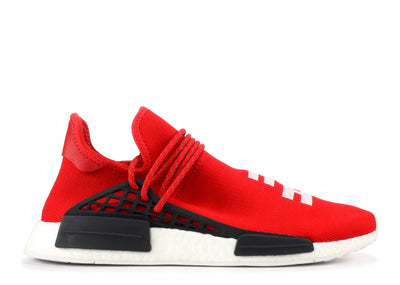 Authentic PW Human Race NMD Red - Sneak Foot Co