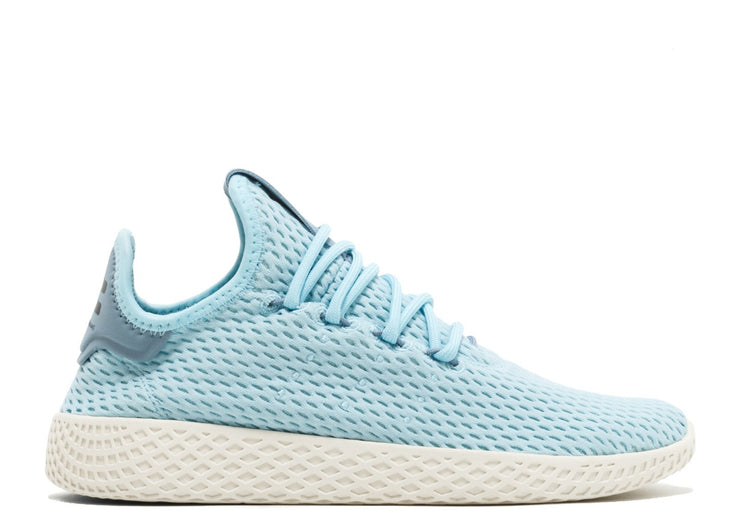 Authentic Pharrell X Tennis Hu Icey Blue - Sneak Foot LTD
