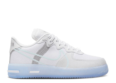 Authentic Air Force 1 React White Ice - Sneak Foot Co