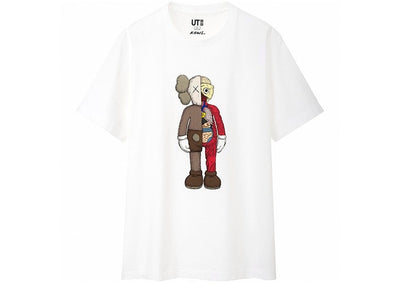 Authentic KAWS X Uniqlo Flayed Tee - Sneak Foot LTD