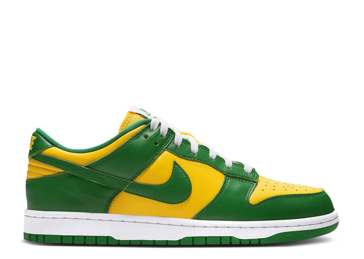 Authentic Dunk Low SP Brazil (2020) - Sneak Foot Co