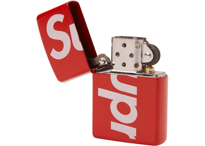 Authentic Supreme Zippo Red - Sneak Foot Co
