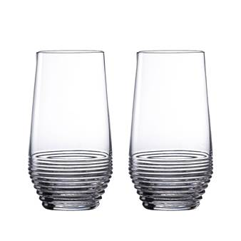 Waterford Crystal Mixology Circon HiBall, pair