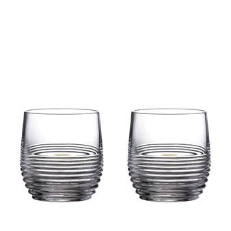 Waterford Crystal Mixology Circon Tumbler, pair