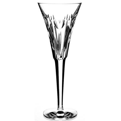 Waterford Crystal Millennium Flutes, pair - Love