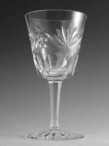 Waterford Crystal Ashling Claret, Pair