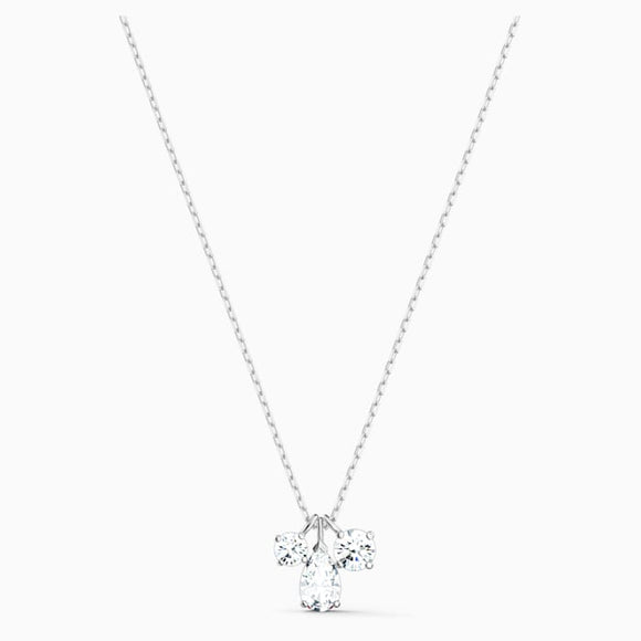 Swarovski New Attract Cluster Pendant