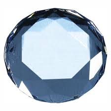 Prism Octagon Paperweight