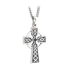 Stainless Steel Chained Cross