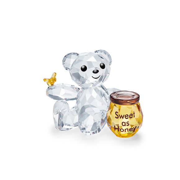 Swarovski Kris Bear - Sweet As Honey
