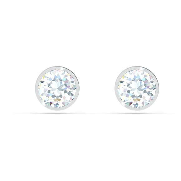 Swarovski Tennis Stud Pierced Earrings