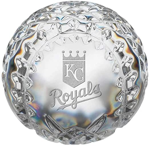 Waterford Crystal Royals Baseball