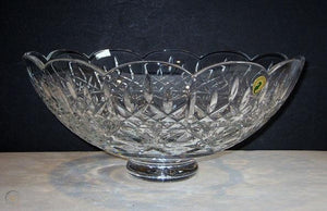 "Waterford Crystal 13"" Statement Bowl"