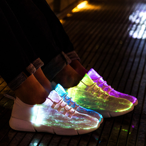 Last Day Promotion 50% OFF+Worldwide Free Shipping- LUMINOUS FIBER OPTIC SHOES