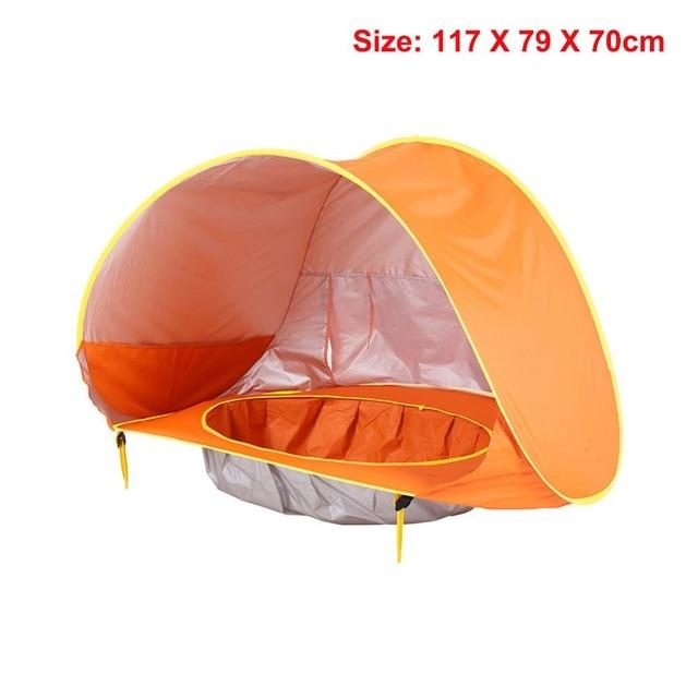 Baby Beach Tent UV Protecting Sun Shelter