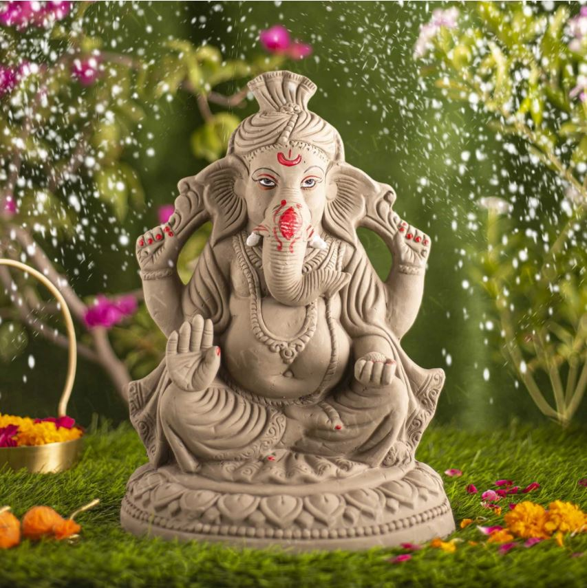 Which Type of Ganesha Idol is Good for Home