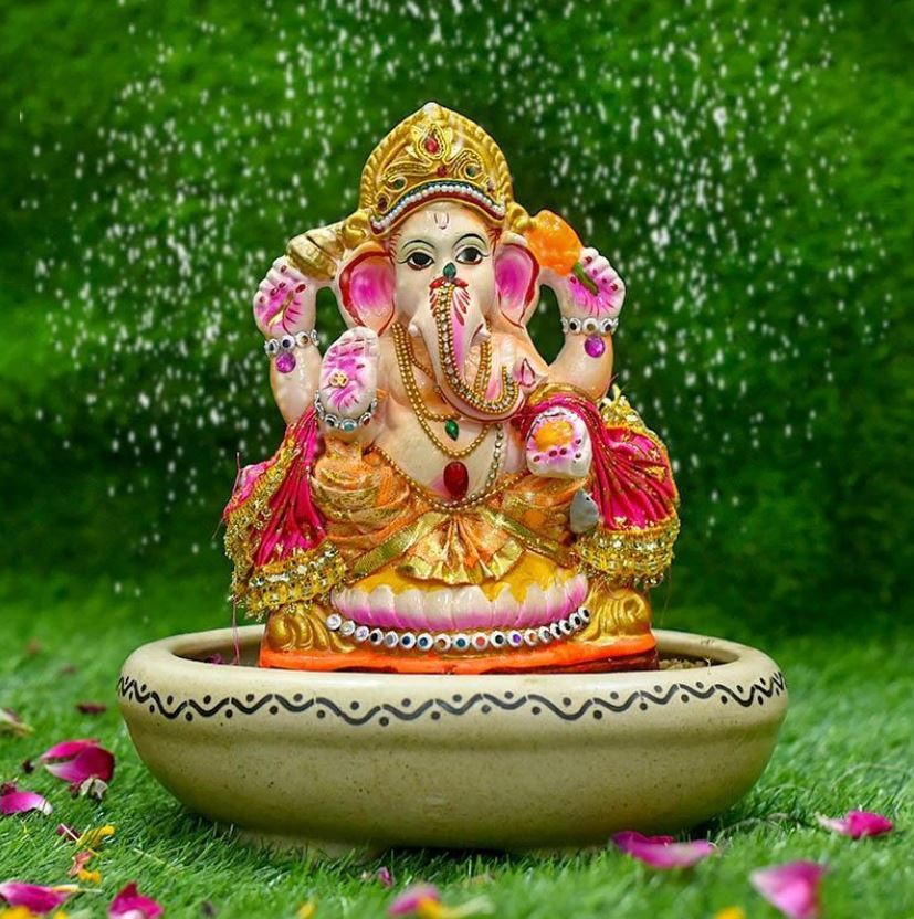 9INCH Taruna Eco-Friendly Ganapati