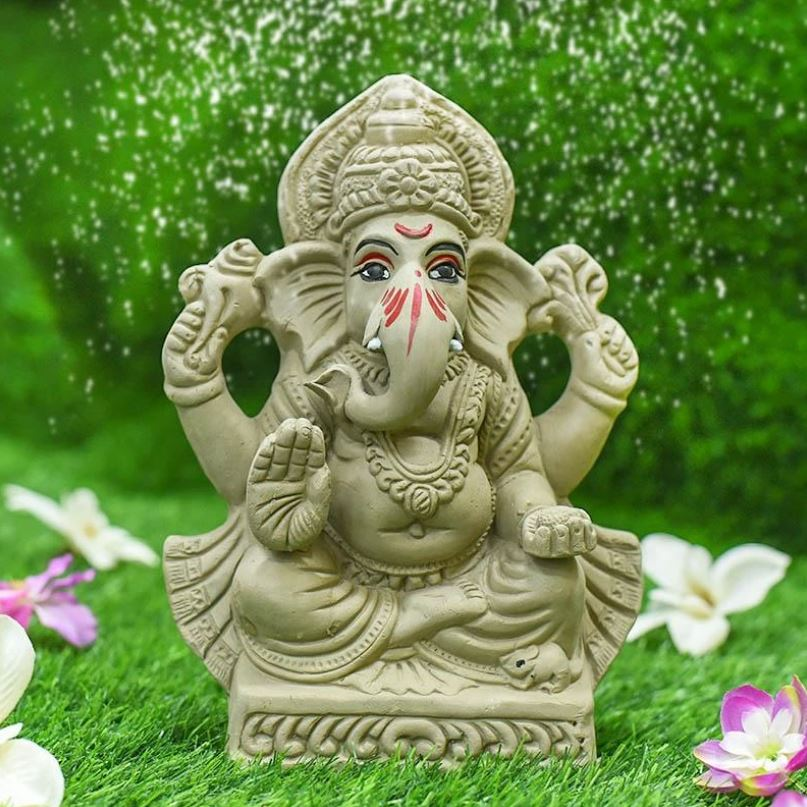 Eco Friendly Ganpati For Ganesh Chaturthi