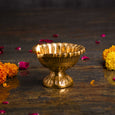 Traditional Brass Diya