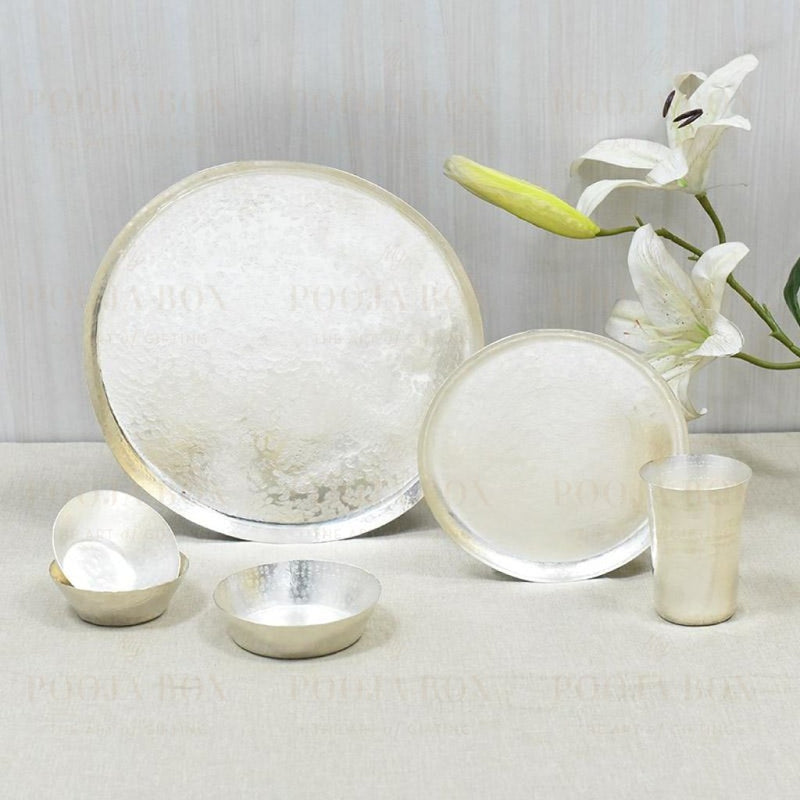 Luxe Silverware Dinner Set Crockery