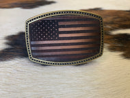 Leather Belt Buckle's