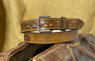 Adult Belt: Wagon Wheel