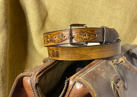 Adult Belt: Deer