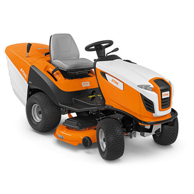 STIHL RT 6112 ZL High-performance ride-on mower with cruise control
