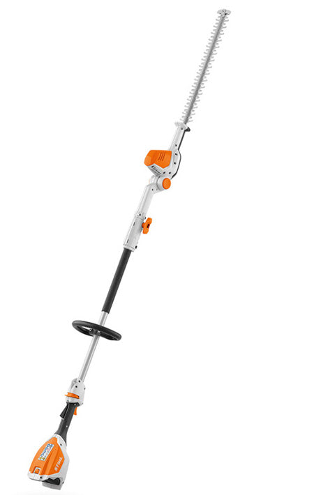 STIHL HLA 56 Long-reach hedge trimmer - 135° adjustable cordless long-reach hedge trimmer with 18