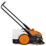 STIHL KGA 770 Sweeper - Top of the range sweeper with cordless technology
