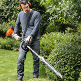 STIHL HL-KM 0° Straight shaft long-reach hedge trimmer