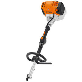 STIHL KM 111 R Powerful KombiEngine, the perfect choice for landscape gardeners