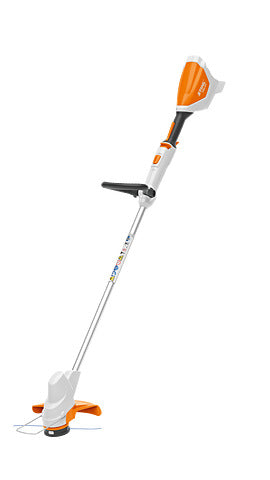 STIHL FSA57 Grass Trimmer with AK10 battery and AL101 charger