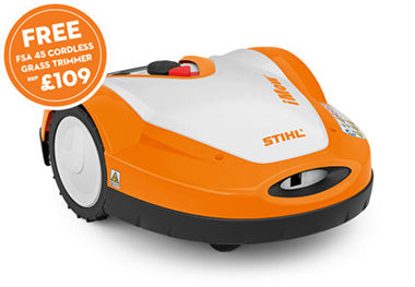 STIHL RMI 632 Smart robotic mower for lawns up to 3000m²